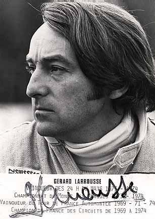 Larrousse Gerard F