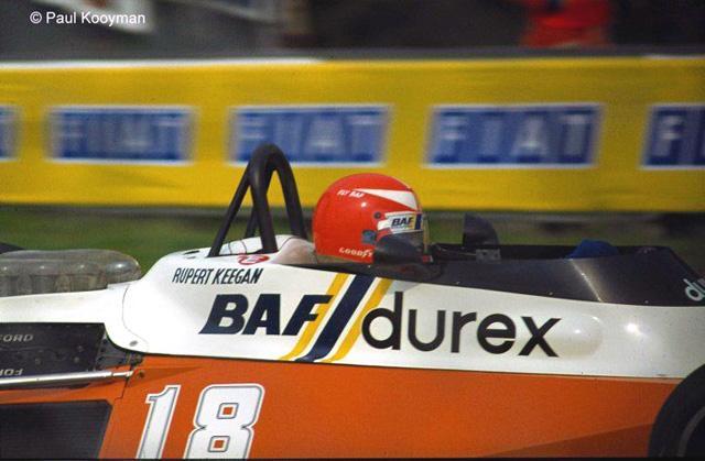 Rupert Keegan GB | Race cars, F1 drivers, Formula 1